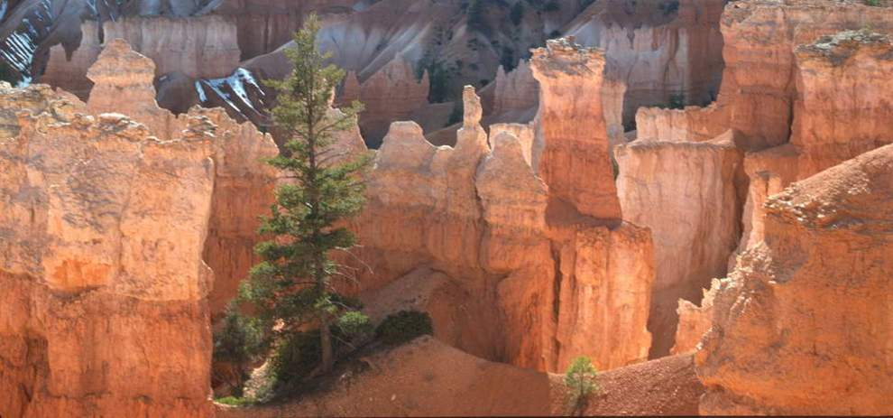 Bryce Canyon geology, Utah