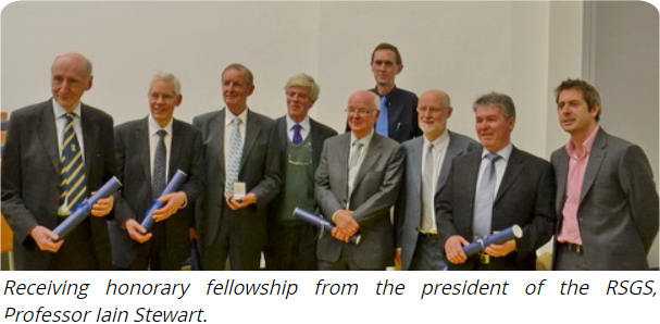 Fellows of the RSGS